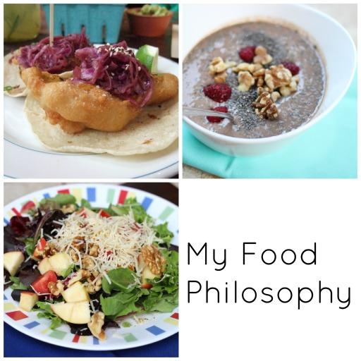 Food Philosophy 2