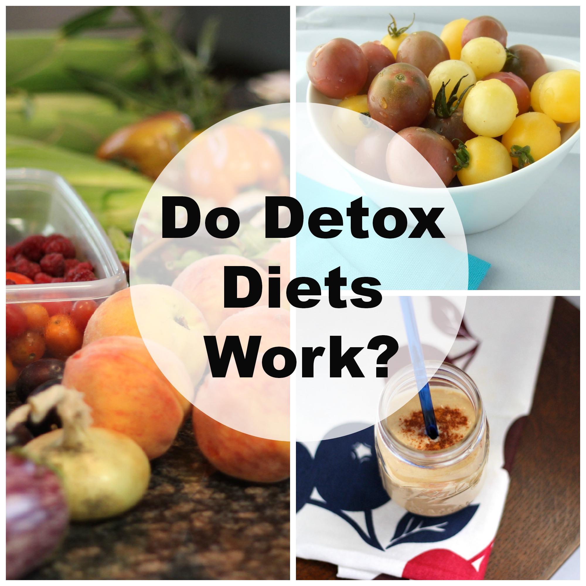 how to do detox diet