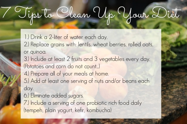 Diet Clean Up