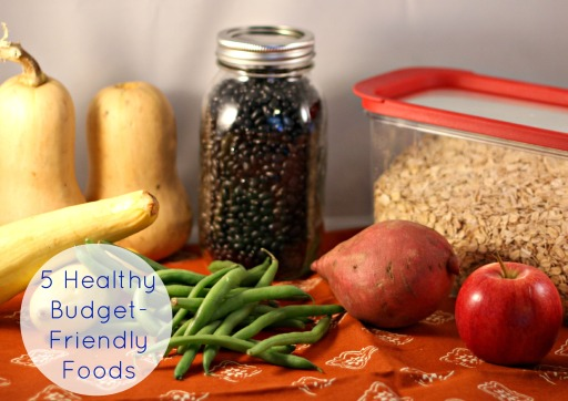 Budget Friendly Foods