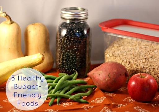 Budget Friendly Foods