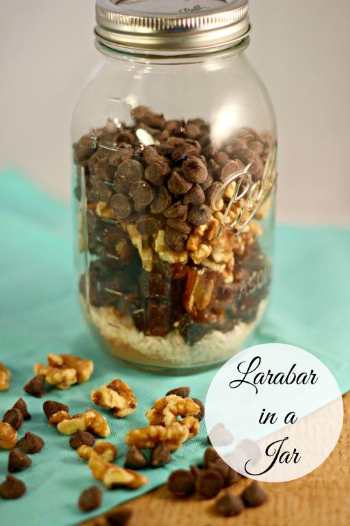 Larabar in Jar