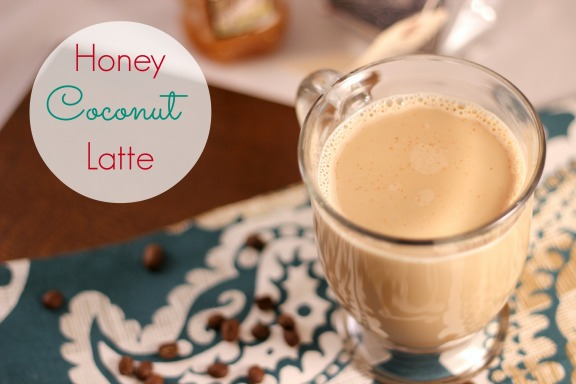 Honey Coconut Latte
